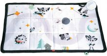 Krabbeldecke Super Mat Black & White Magical Ta...